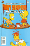 Bart Simpson - Nature Boy (Front)