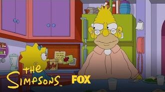 Grampa Gets A Hearing Aid & Hears What Others Are Saying Season 29 Ep. 5 THE SIMPSONS