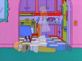 Homer morrendo de novo