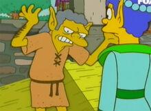 Moe troll marge cleriga