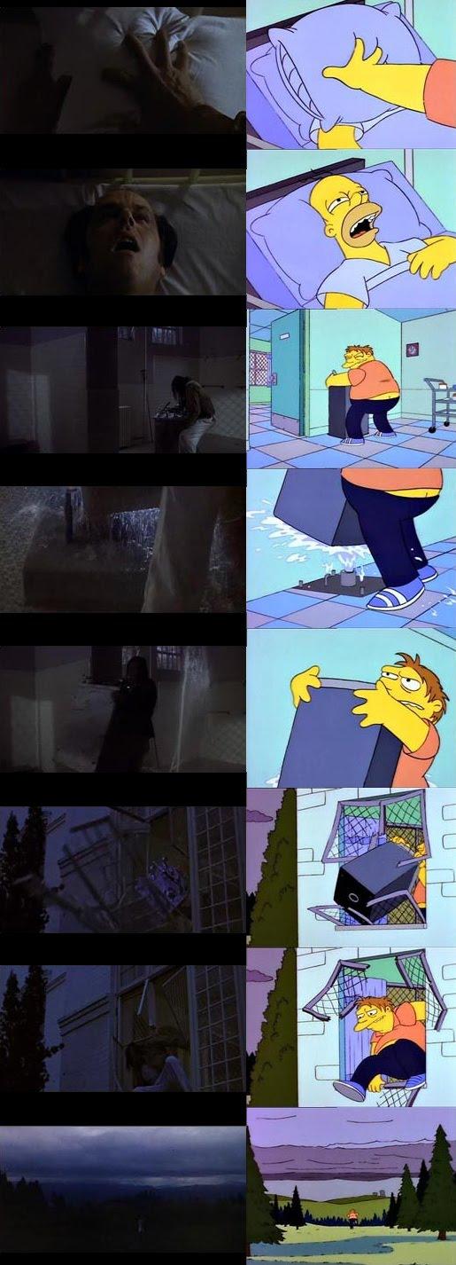 SimpsonsCuckoo'sNest