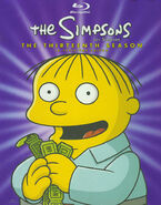 The Simpsons Season 13 Blu-ray Bilingual