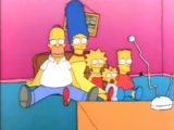 Collapsed Couch couch gag