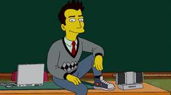 Bart Gets a Z