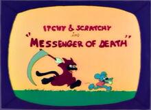 Comichão e coçadinha messenger of death 02x09 C1