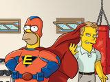 Homer a Baleia