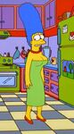 Marge breasts worried