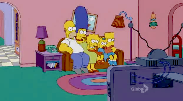 Couch gag | Simpsons Wiki | Fandom
