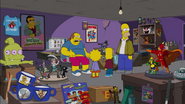 Disenchantment Toys in The Simpsons