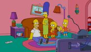 Lisa Goes Gaga (Couch Gag) 4