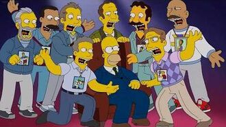 Simpsons - Live Through Your Kid (song)-0