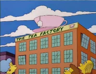 Fabrica de Chá