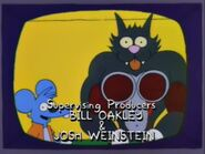 Itchy & Scratchy Land - Credits 00005