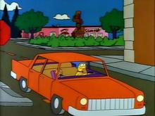Marge's Sedan (Simpsons Wiki)