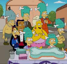 Mel's family
