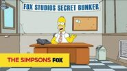 THE SIMPSONS Homer Live East Coast ANIMATION on FOX