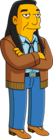 Tapped Out Tribal Chief