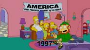 Simpsons 1997