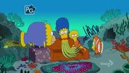 The Saga of Carl (Couch Gag) 1
