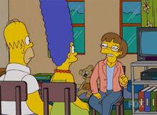 Homer marge psico infant