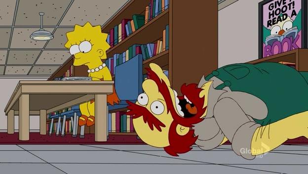 File:Lisa Simpson, This Isn't Your Life 83.JPG