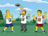 Oh, onde está seu irmão, Bart?