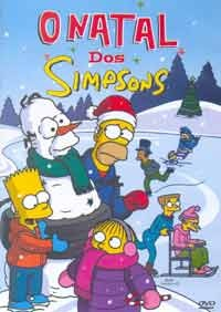 O Natal dos Simpsons