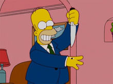 Homer vs mosca