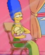 Marge in Lisa's First Word 9