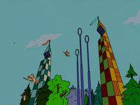 Quidditch w Wiosce Miliarderów