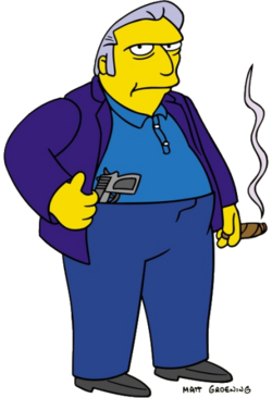 391px-The Simpsons-Fat Tony