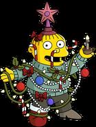 Christmas Tree Ralph