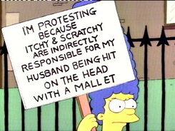 Grattachecca e Fichetto e Marge