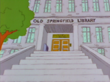 Old Springfield Library