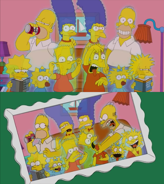 Treehouse Of Horror Xxvreferences Simpsons Wiki Fandom Powered