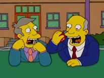 Skinner and Chalmers