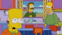 Homer i Ned Flandersowie