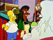 Homer and Apu 2