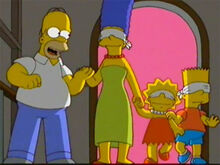 Homer surpresa familia 18x15