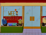 Wee monsieur