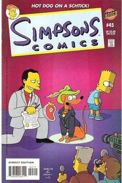 250px-Simpsons Comics 45
