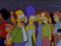 Homer nad Marge