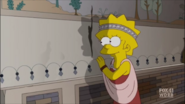 Lisa Simpson Shading