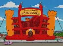 North haverbrook moon bounce