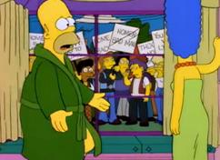 Pervers Homer