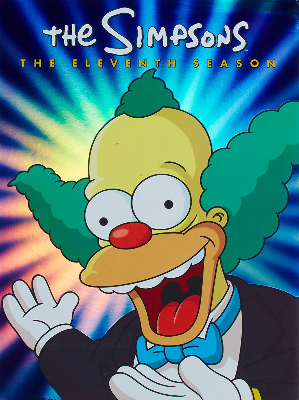 Season 11 box set cover