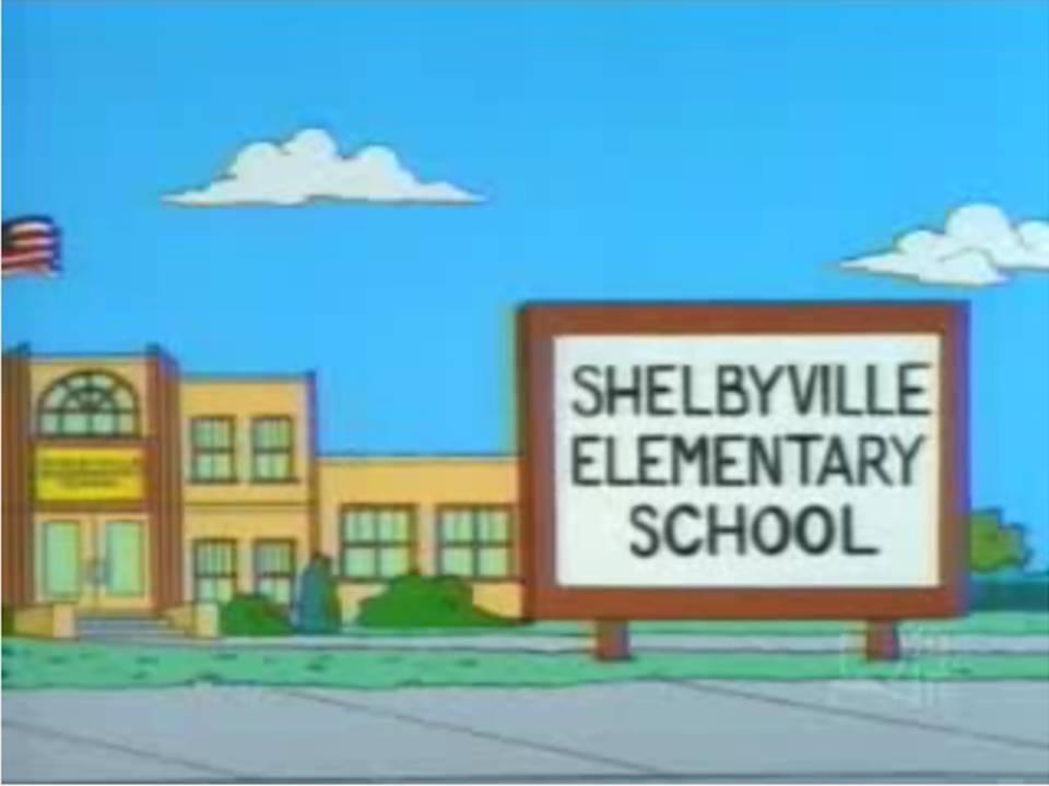 Shelbyville Elementary School Simpsons Wiki Fandom