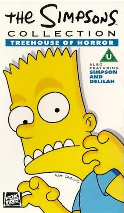 The Simpsons Collection: Treehouse of Horror   Simpsons Wiki