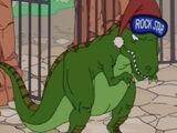 Tyrannosaurus (Dinosaur)