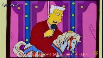 -I Simpson- The Byrds - Turn! Turn! Turn! (Sub Ita)